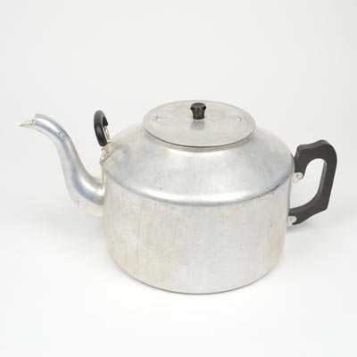 Stainless Steel Teapot 10 pint