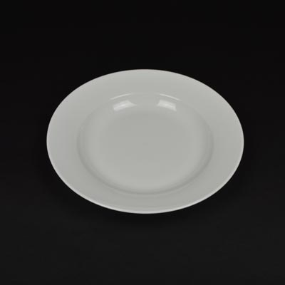 "Orion White 8.5"" Soup Plate/Bowl"