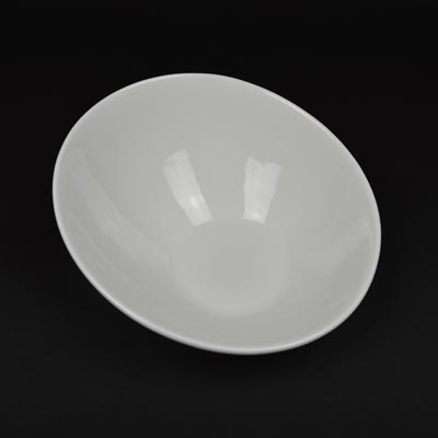 "Orion White 10"" Coupe Bowl"