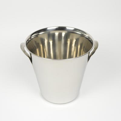 Stainless Steel Champagne Bucket or Wine Cooler