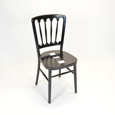 Black Cheltenham Banquet Chair
