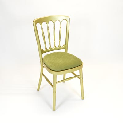 Forest Green Pad for Banquet Chair