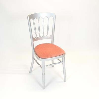 Soft Pink Pad for Banquet Chair