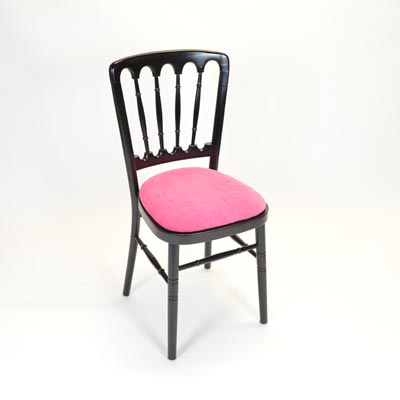 Shocking Pink/Fushia Pad for Banquet Chair