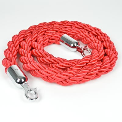 Red Barrier Rope 1.5m
