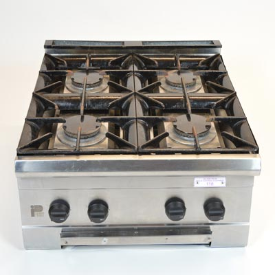 Parry 4 Burner Gas Hob