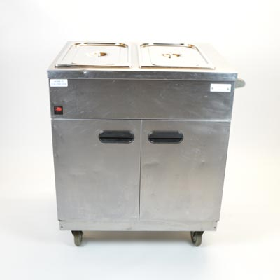 Parry Bain Marie Hot Cupboard