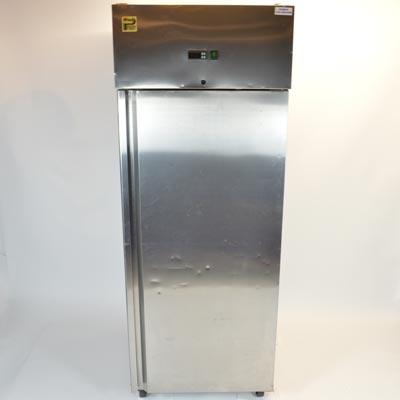 Parry Large Stainless Steel Catering Fridge