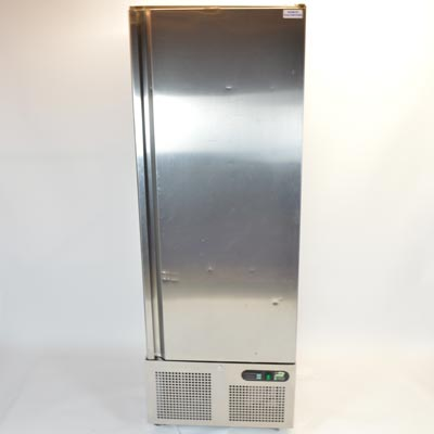 Parry Medium Stainless Steel Catering Fridge